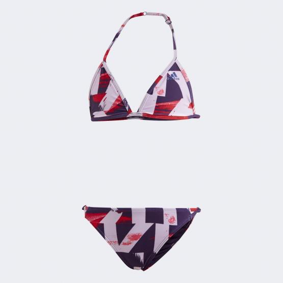 adidas Performance Girls Allover Print Bikini