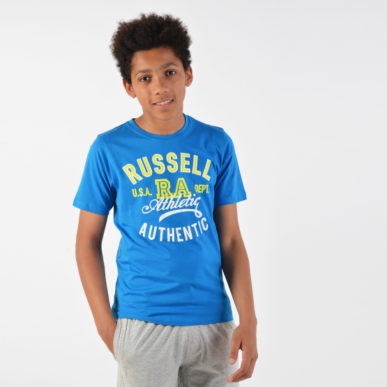 Russell S/S AUTHENTIC TEE