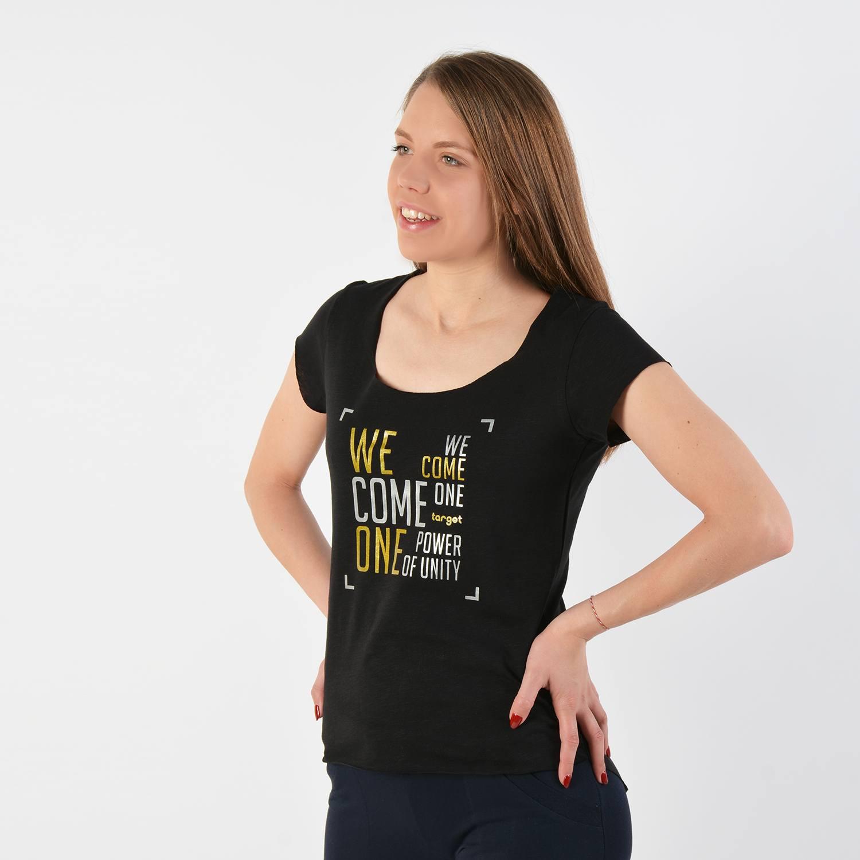 Target 'WECOME1' Long Women's T-Shirt (9000030013_001)