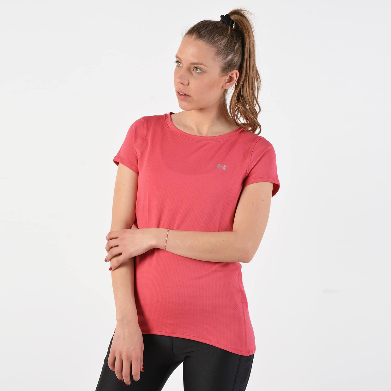 Under Armour HeatGear® Short Sleeve Women's T-Shirt (9000024309_37414)