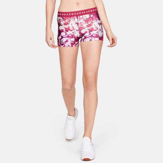 Under Armour HeatGear® Women's Printed Shorts