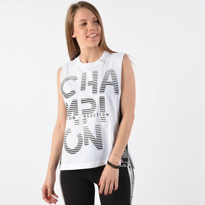 Champion Women's Maxi Tank Top - Γυναικεία Μπλούζα (9000025755_1879)