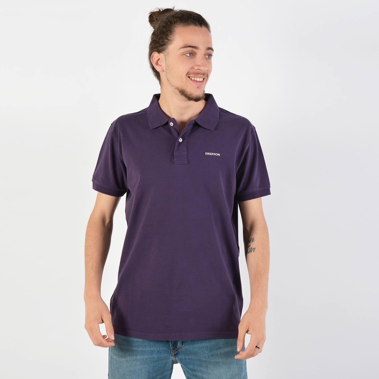 Emerson Men's Basic Polo T-shirt (9000026108_3149)