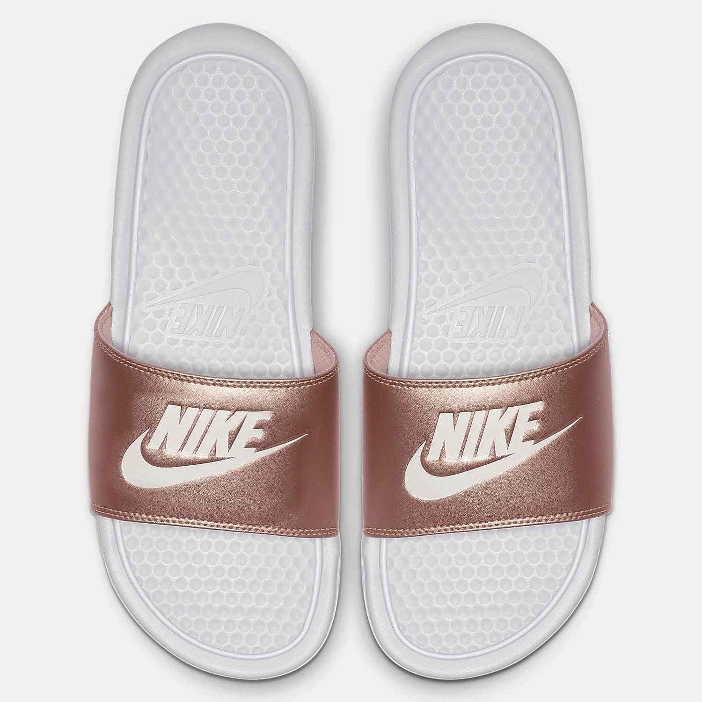 Nike Benassi JDI Γυναικείες Slides (9000030453_39099)