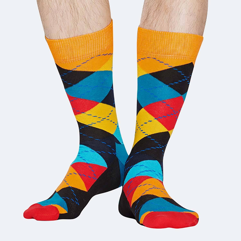 Happy Socks Argyle Unisex Κάλτσες (9000031272_9688)