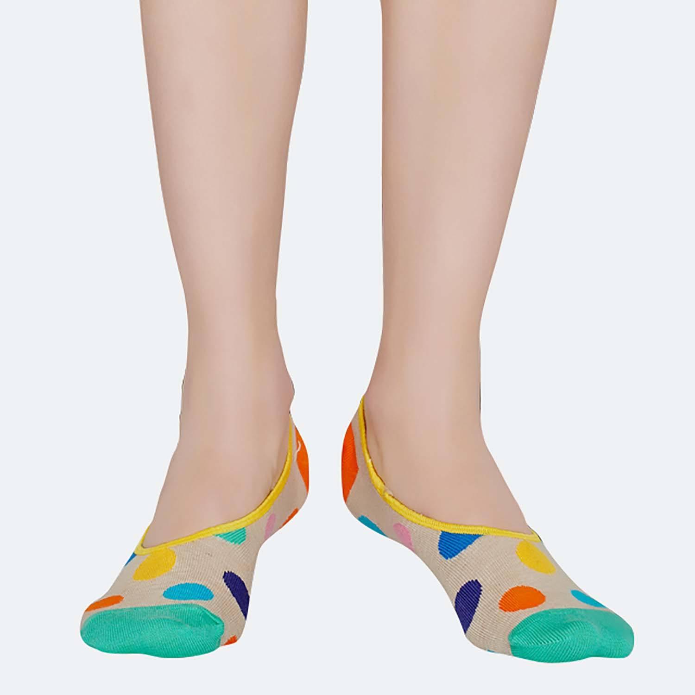 Happy Socks Big Dot Liner - Unisex Κάλτσες (9000031295_9688)
