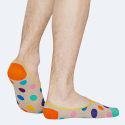 Happy Socks Big Dot Liner - Unisex Κάλτσες