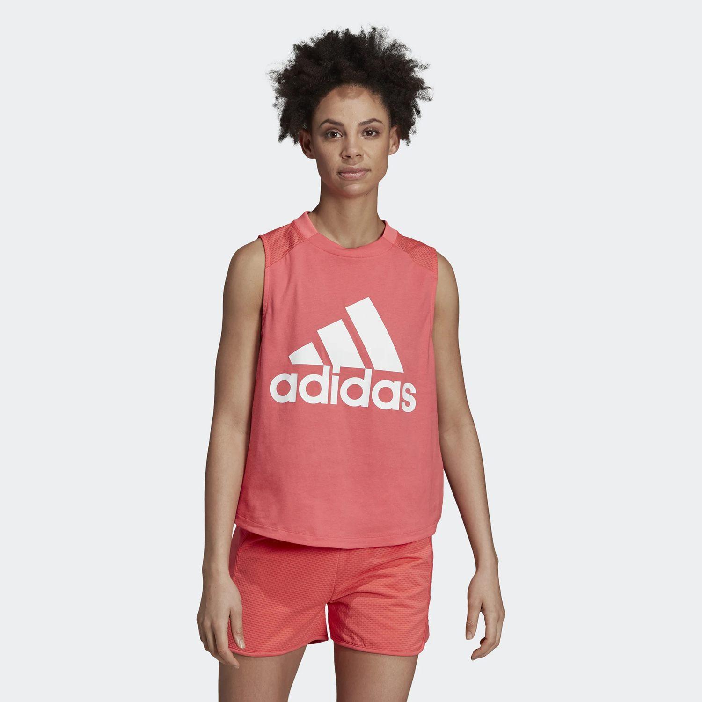 adidas Sport ID Mesh Tank Top - Γυναικείο Μπλουζάκι (9000023528_36954)
