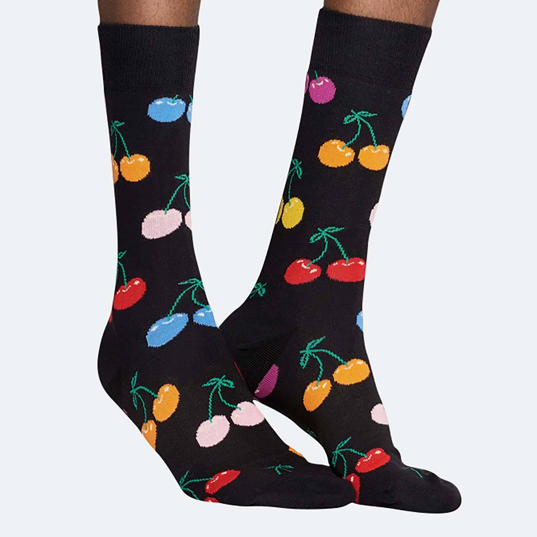 Happy Socks Cherry Sock - Γυναικείες Κάλτσες (9000031297_9688)
