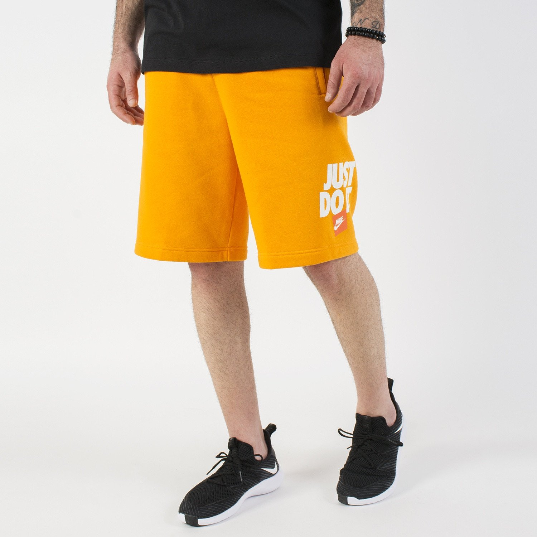Nike 'Just Do It' Short Fleece Pants (9000030253_38981)