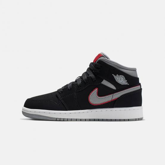 Air Jordan 1 Mid Kids' Shoes