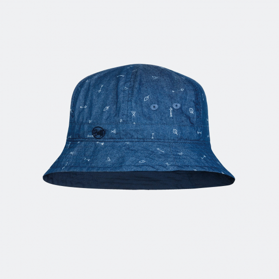 Buff BUCKET HAT ARROWS DENIM