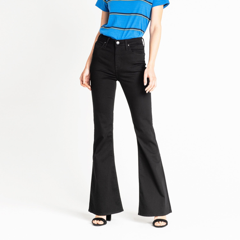 Lee Women's Breese Relaxed Jeans - Γυναικείο Τζιν (9000028605_3046)