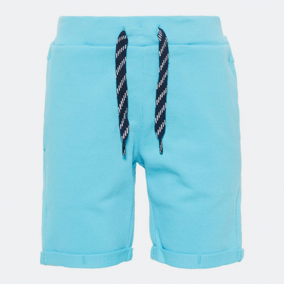 Name it Mini Cotton Sweat Kids Shorts - Παιδικό Σορτσάκι