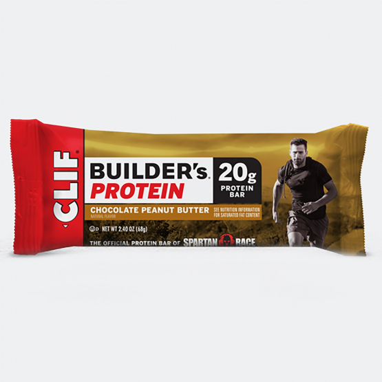 Clif Builders Choco Peanut Butter Protein Bar - Μπάρα Πρωτεΐνης
