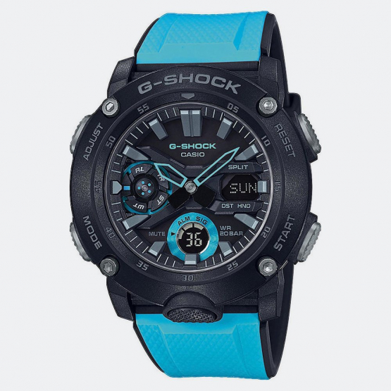 Casio G-Shock Carbon - Unisex Ρολόι Χειρός