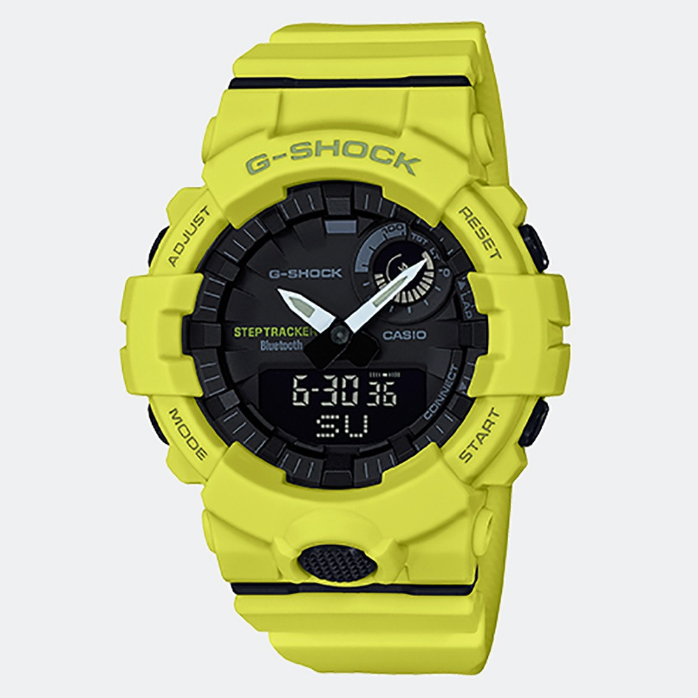 Casio G-Shock Bluetooth Steptracker - Unisex Ρολόι Χειρός (9000031437_9996)