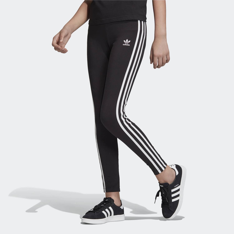 adidas Originals 3-Stripes Leggings - Παιδικό Κολάν (9000031723_1480)