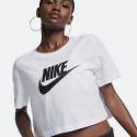 Nike Sportswear Essential Γυναικείο Crop Top