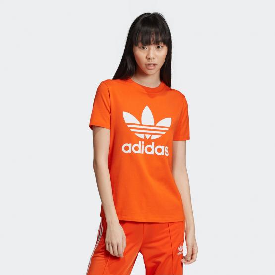 adidas Originals Trefoil Tee - Γυναικεία Μπλούζα