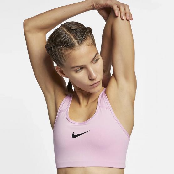 Nike Pro Classic Swoosh Sports Bra - Αθλητικό Μπουστάκι