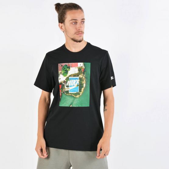Nike Beach Men's Tee - Ανδρική Μπλούζα