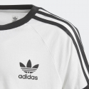 adidas Originals 3 Stripes Kids Tee - Παιδική Μπλούζα