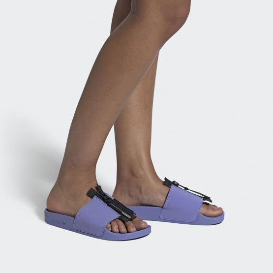 adidas Originals Adilette Zip Slides - Γυναικείες Παντόφλες