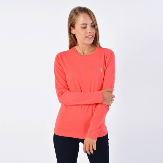 Ralph Lauren Long Sleve Women's Tee