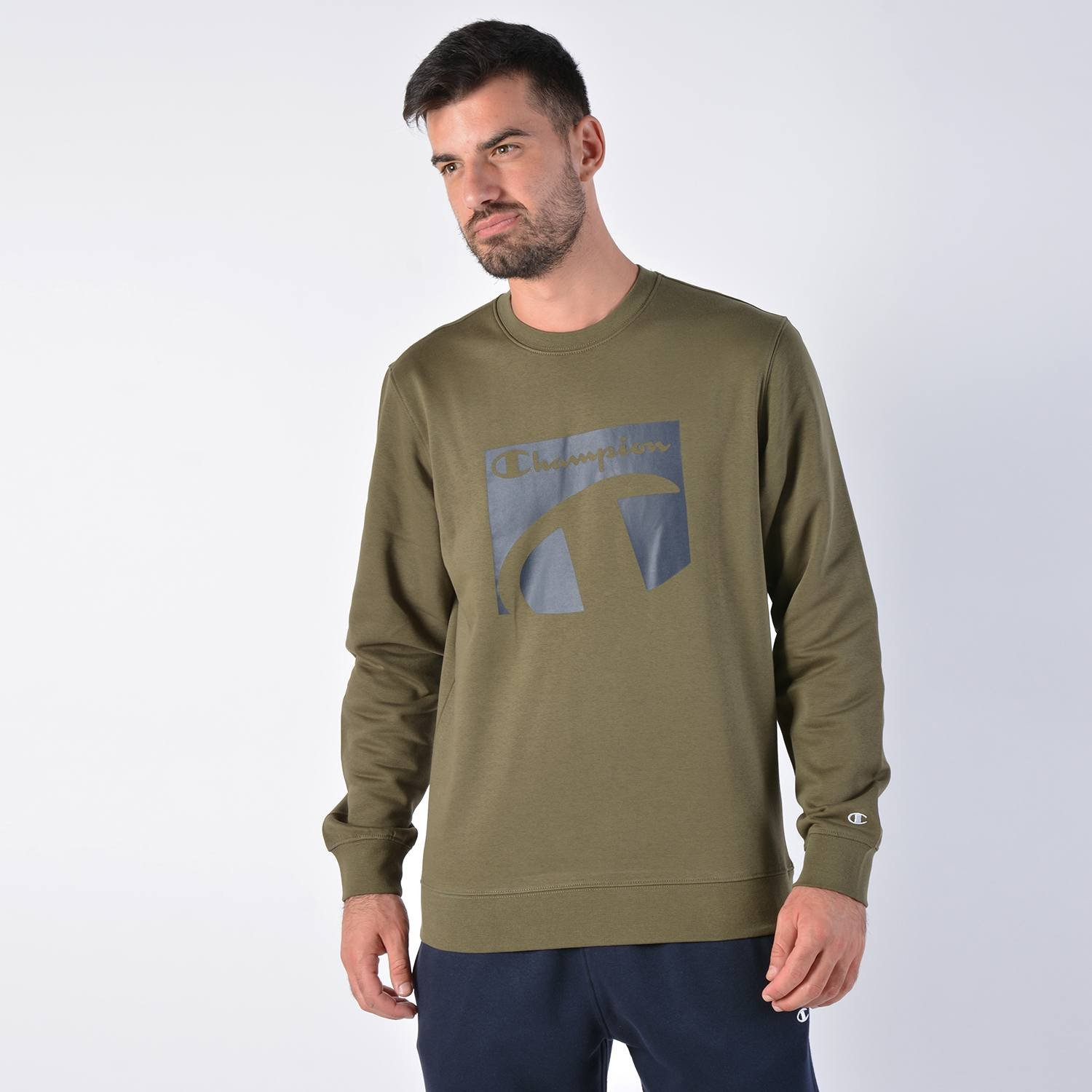Champion Crewneck Sweatshirt (9000038418_41649)