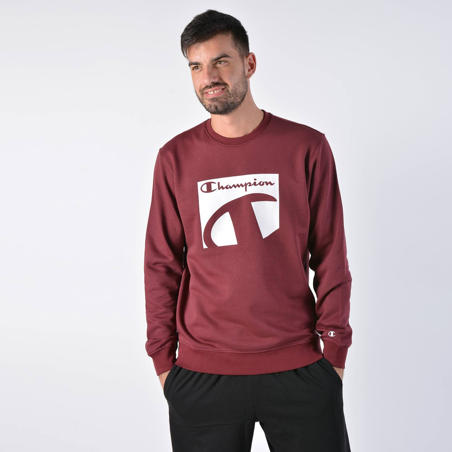 Champion Crewneck Sweatshirt (9000038419_41650)