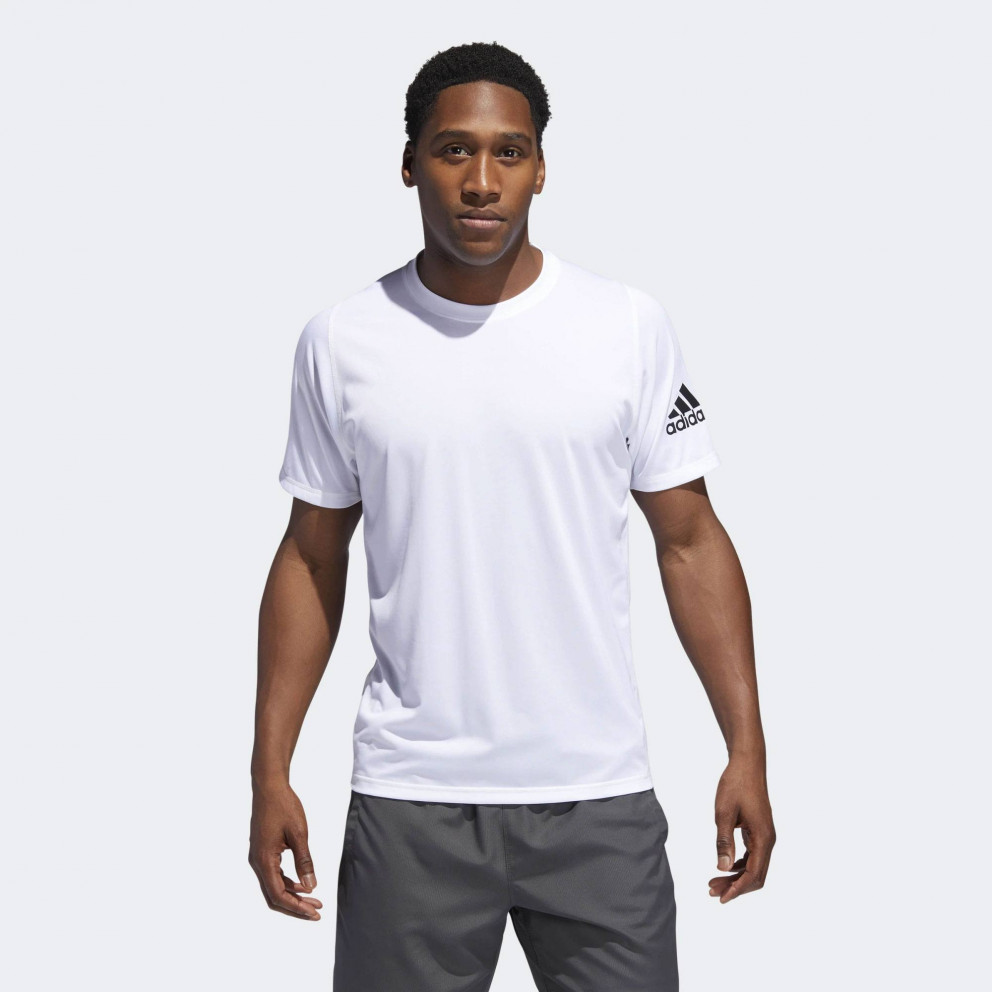 adidas Performance FreeLift Sport Ultimate Solid Ανδρικό T-Shirt