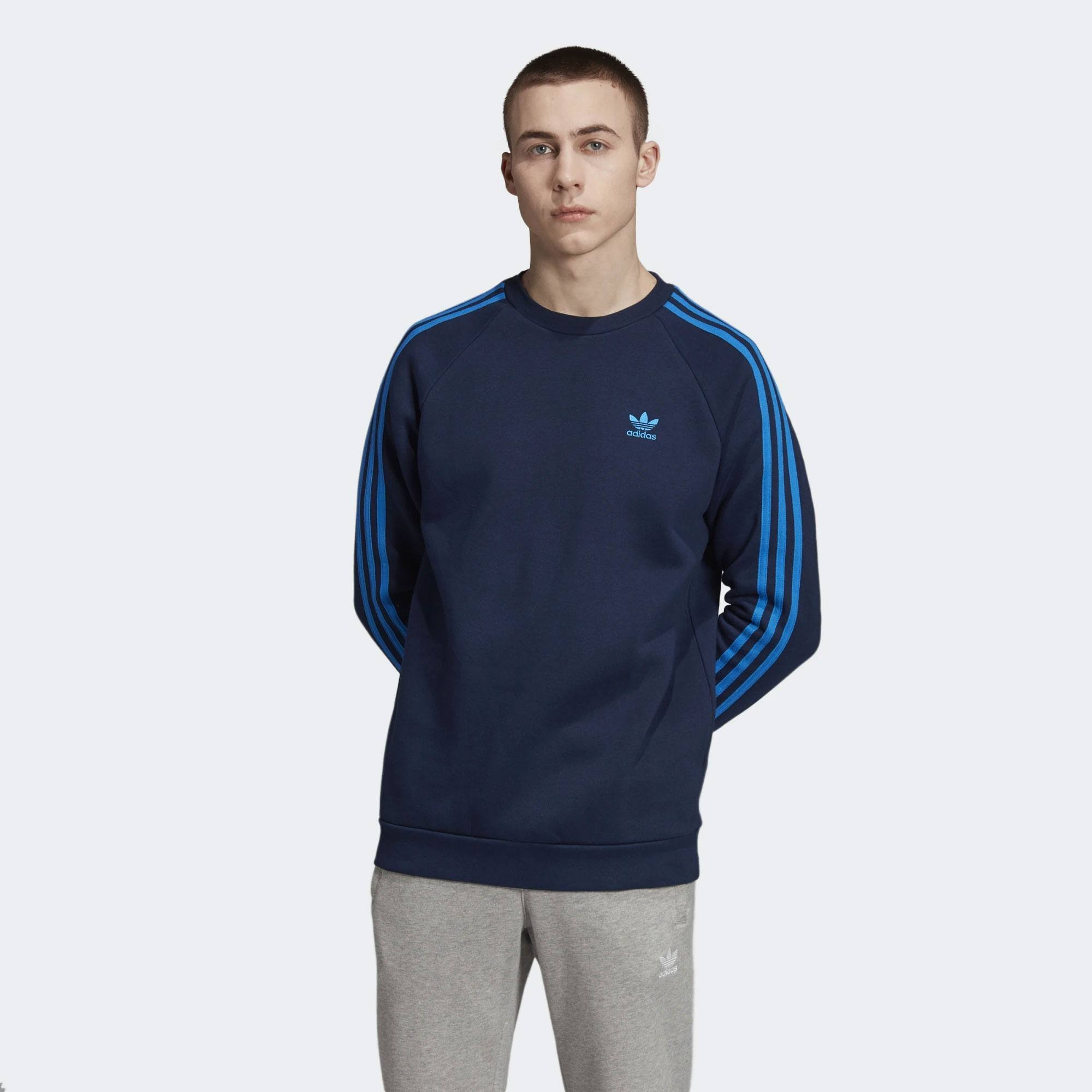 adidas Originals 3-STRIPES CREW (9000033496_39534)