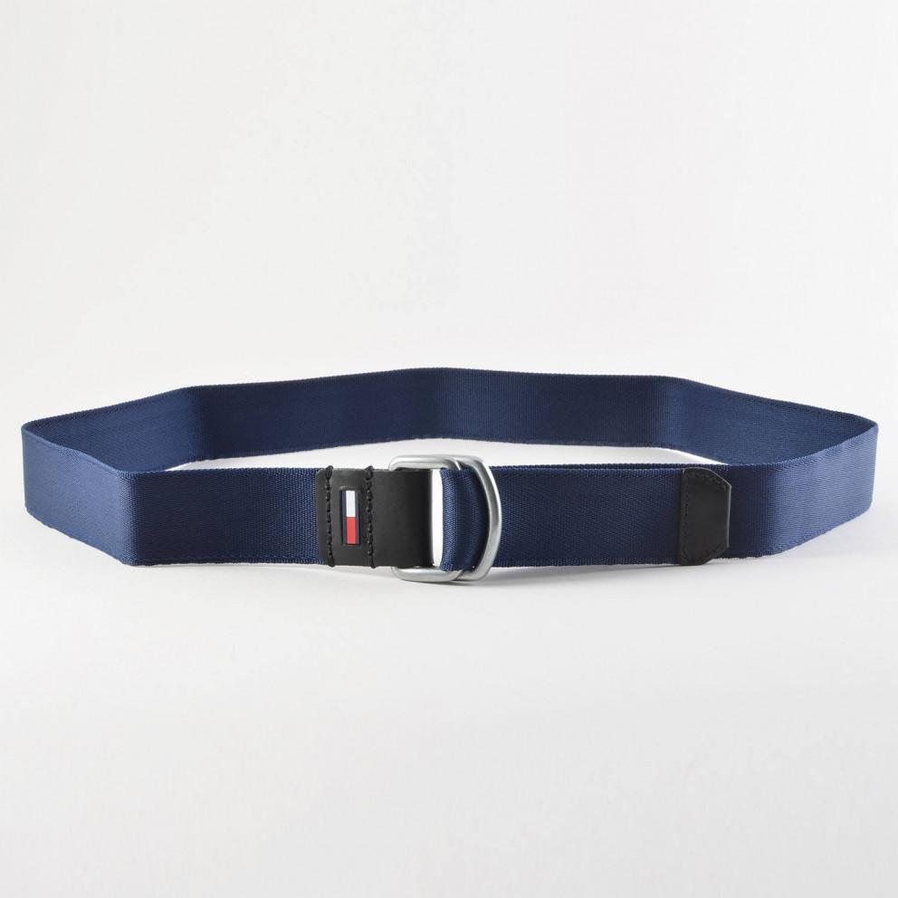 Tommy Jeans Dring Webbing Belt 3.5