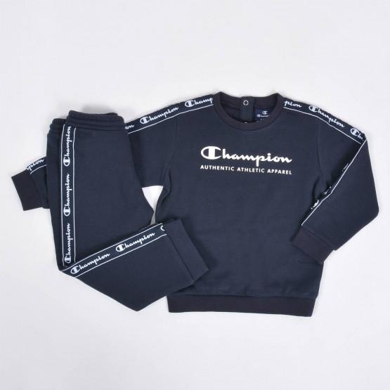 Champion Crewneck Suit