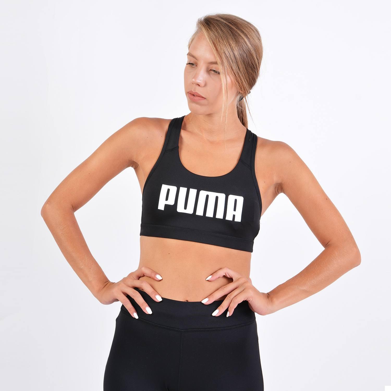 Puma 4Keeps Mid Impact Women's Bra Top (9000034019_22501)