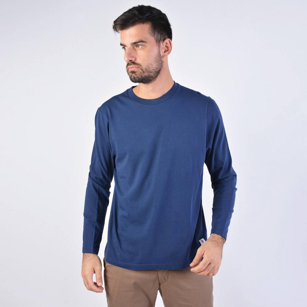 Franklin & Marshall Tshirt Jersey Round Neck Long