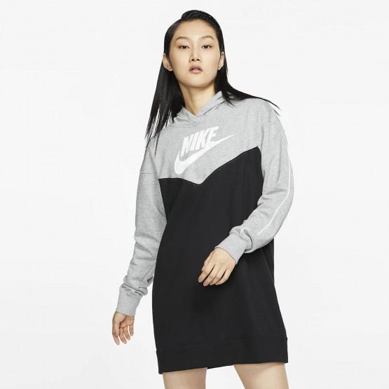Nike W Nsw Hrtg Hoodie Dress Sb