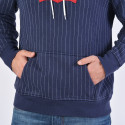 Levis Modern Hm Hoodie Chalk Stripe