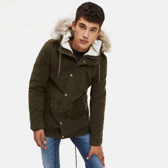 Tommy Jeans COTTON LINED PARKA