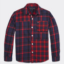 Tommy Jeans Mixed Check Shirt