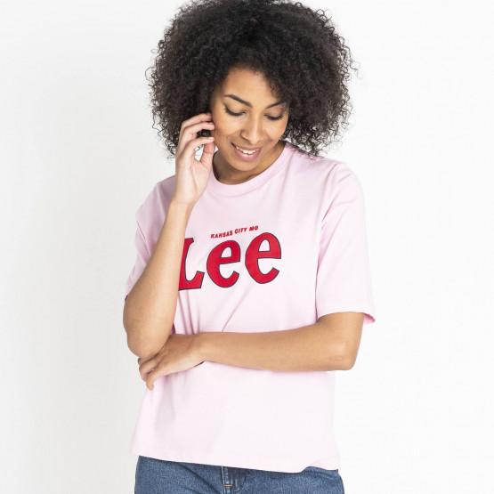 Lee LEE TEE FROST PINK