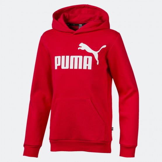 Puma ESS Logo Hoody FL B
