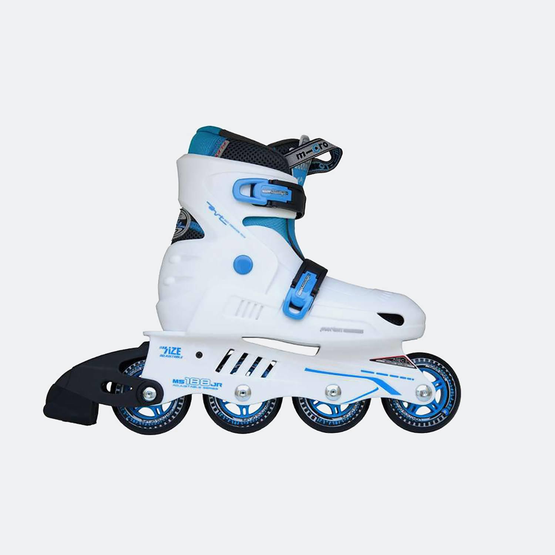 Micro Πατίνια MS188JR άσπρο/μπλε (9000041319_41911)