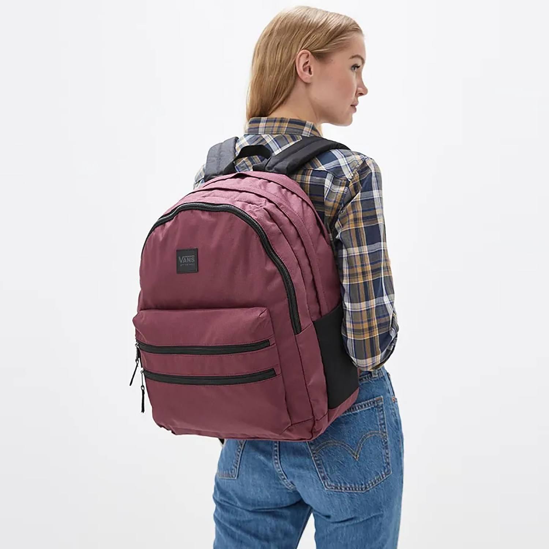 Vans Wm Schoolin It Backp Prune (9000039165_7100)