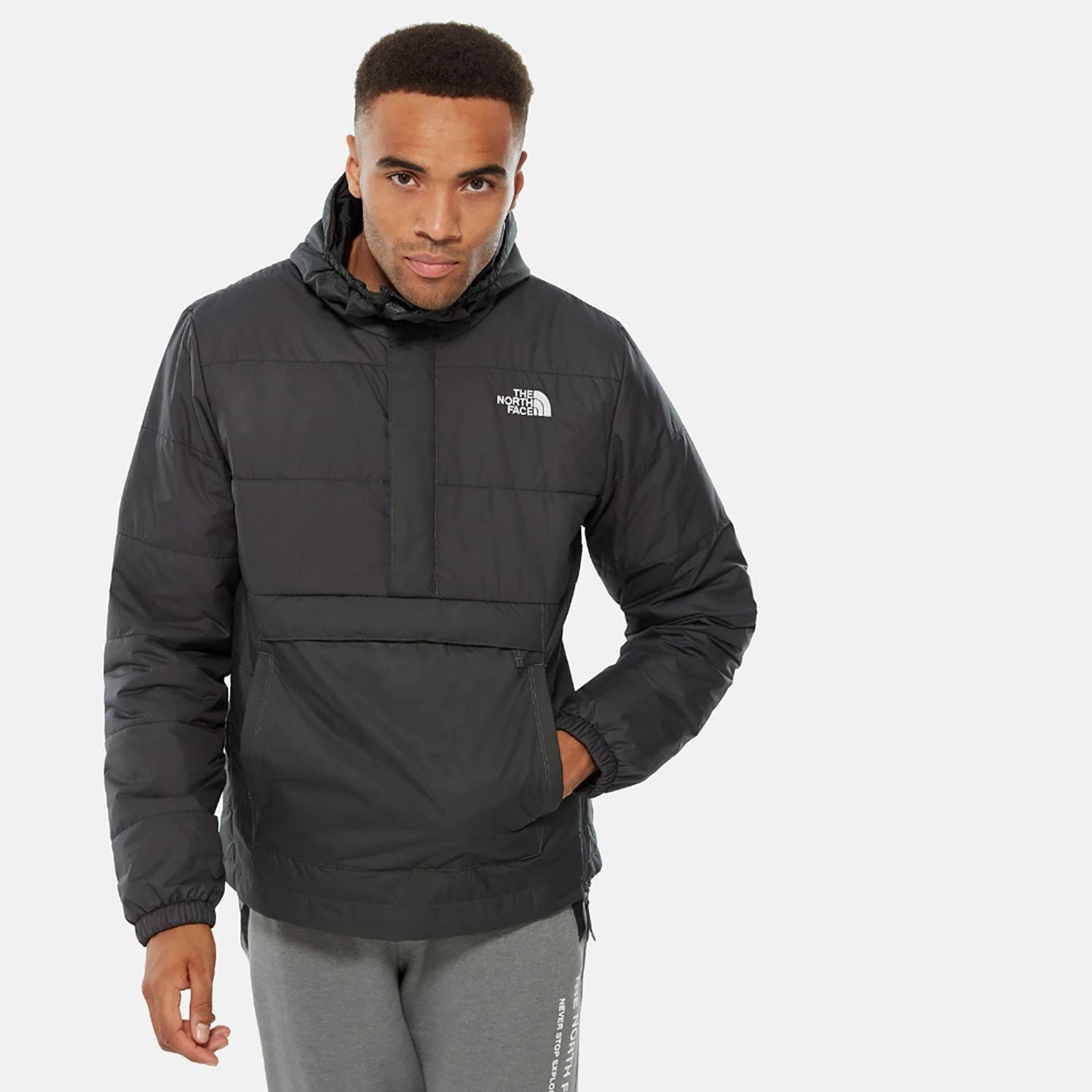 THE NORTH FACE M INSULATED FANORAK (9000036728_35949)