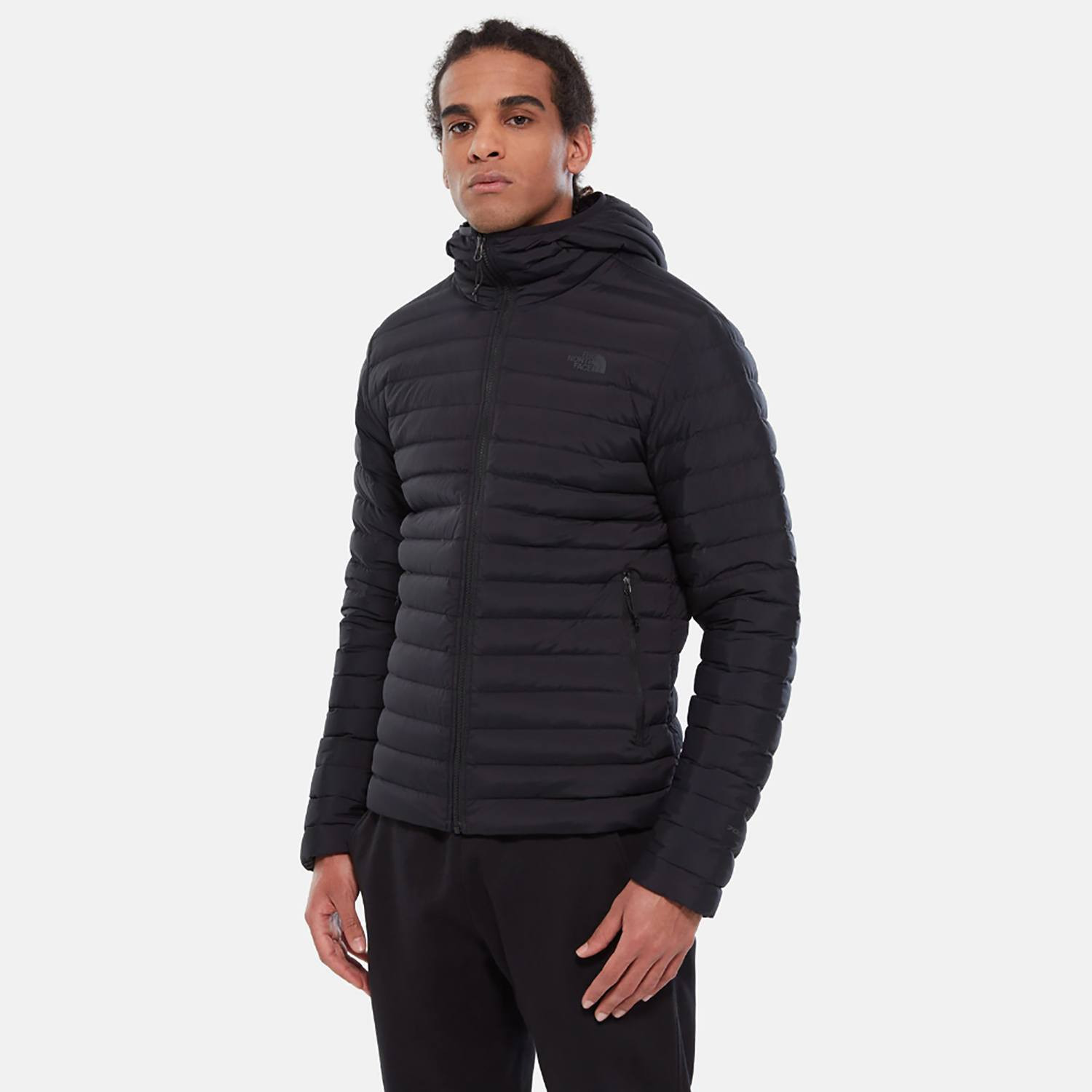 THE NORTH FACE M Strch Dwn Hdie (9000036732_4617)