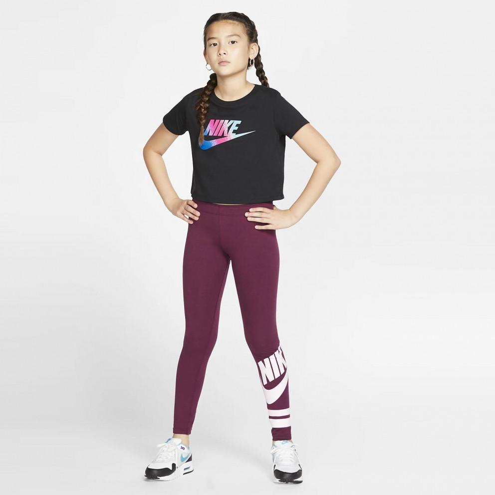 Nike G NSW Tee Stmt Crop