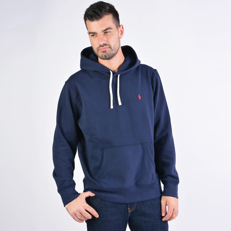 Polo Ralph Lauren Ανδρική Μπλούζα με Κουκούλα (9000041391_42083)