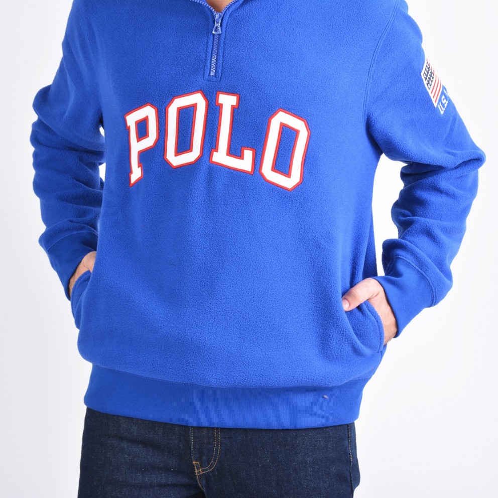Ralph Lauren Polar FLeece-Lsl-Knt